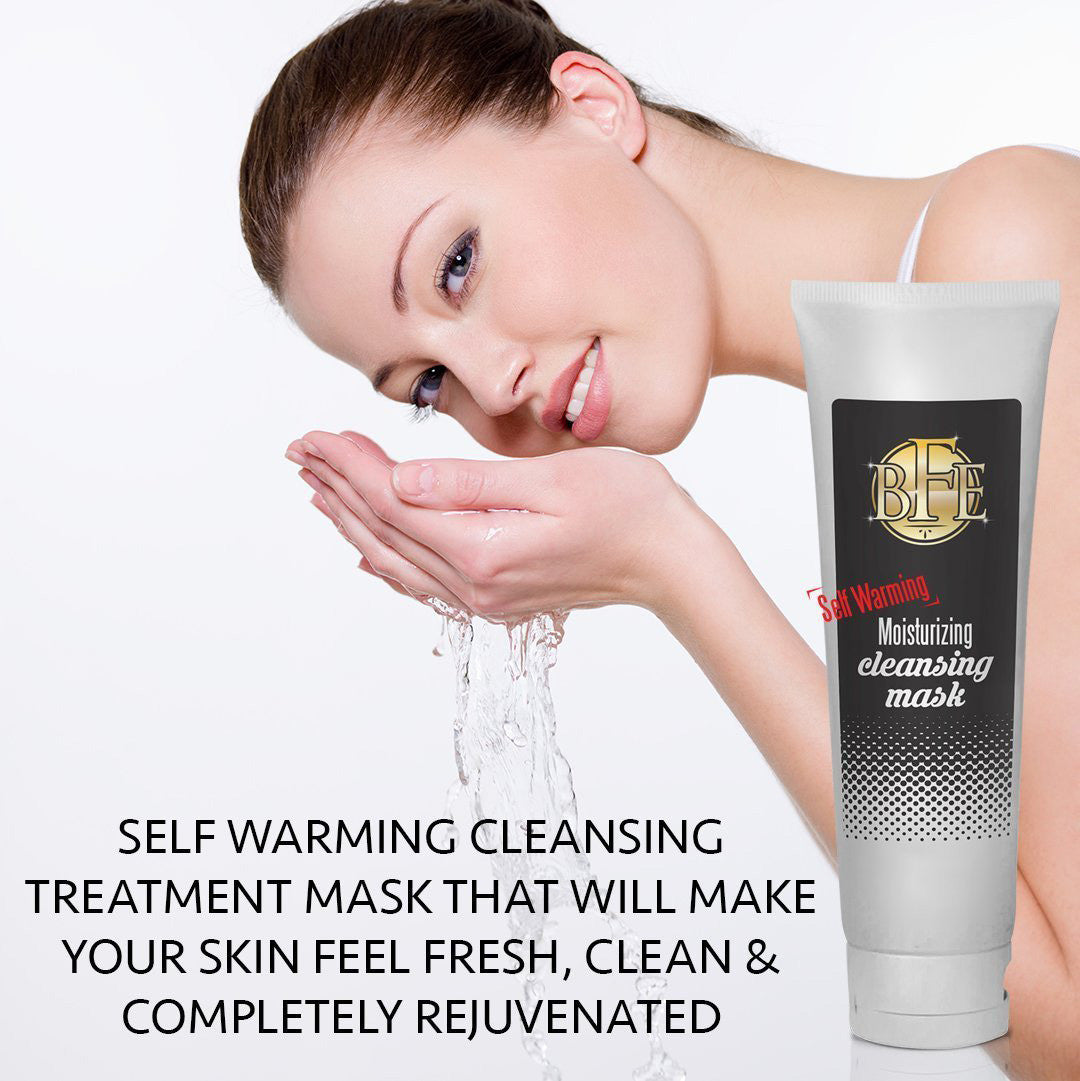 Moisturizing Cleansing Mask (Self Warming)