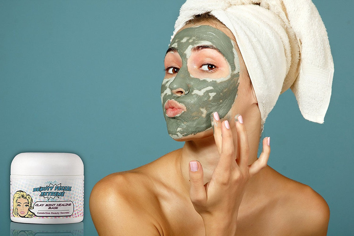 Clay Mint Healing Mask
