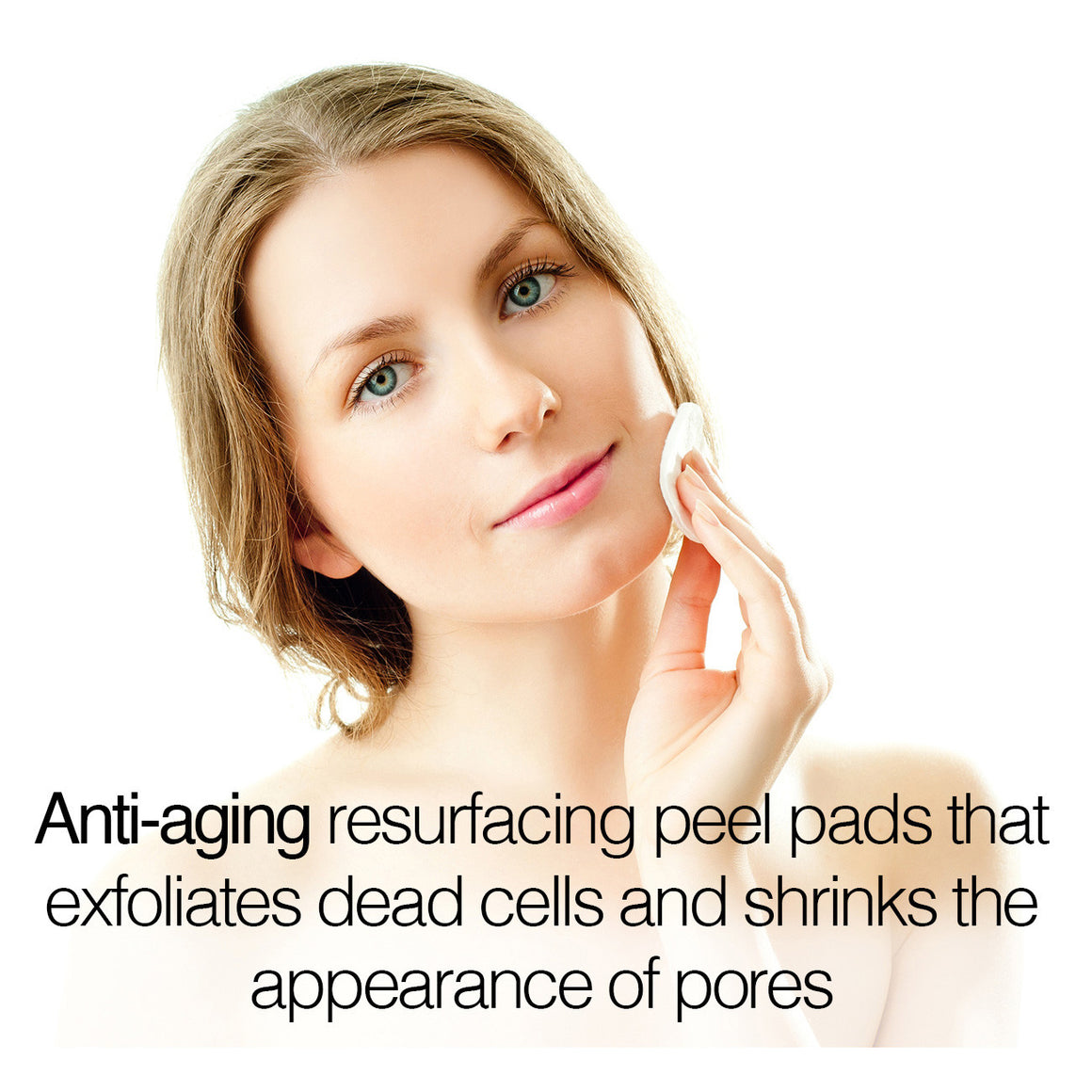 Anti-Aging Resurfacing Peel Pads