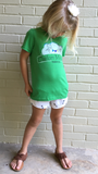 CMK Toddler Unisex T-shirt (Grass)