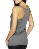 Women's CMK Racer Back Tank (Heather Grey)