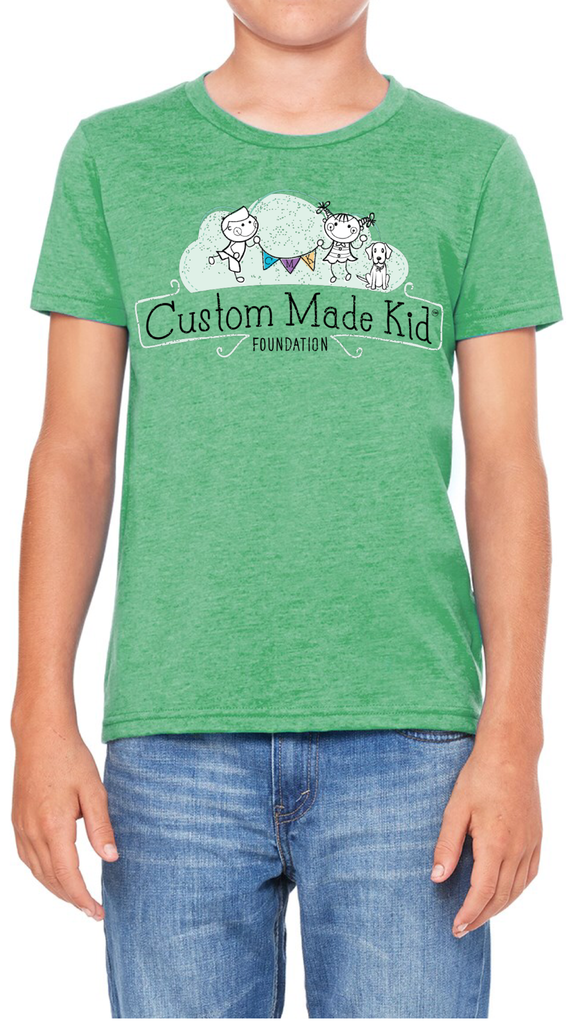 CMK Youth Unisex T-shirt (Grass)