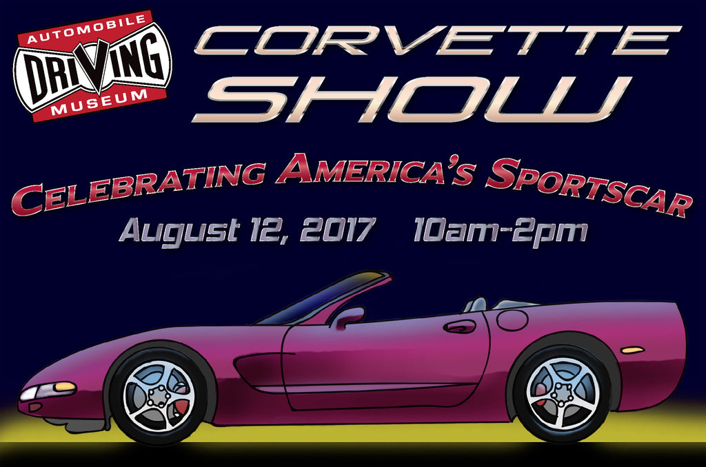 Celebrating America's Sportscar Corvette Car Show