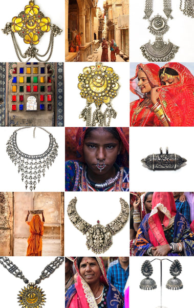 Rajasthan's Silver and the Legacy of Rajasthani Women