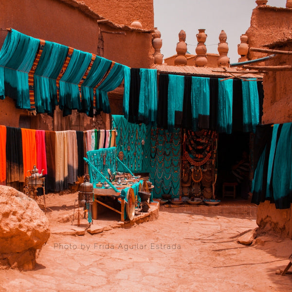 Ethnography of Morocco: Women's Cooperatives