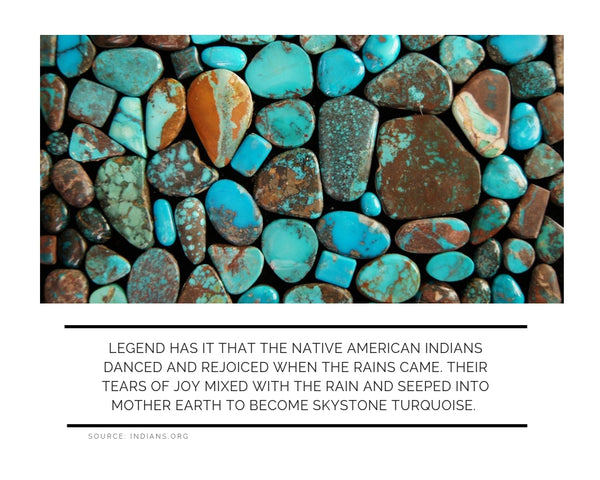 The History of Navajo Turquoise Jewelry