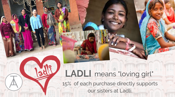 Ladli Jaipur India Donate Social Impact Terra Adorn