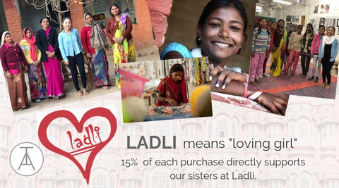 Ladli Donate India NGO Terra Adorn Social Enterprise
