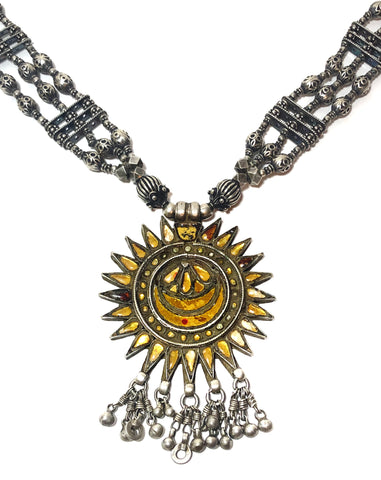 Champa Bud Rajasthan Necklace