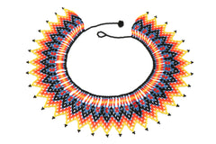 Sunset Embera Soul Collar Necklace