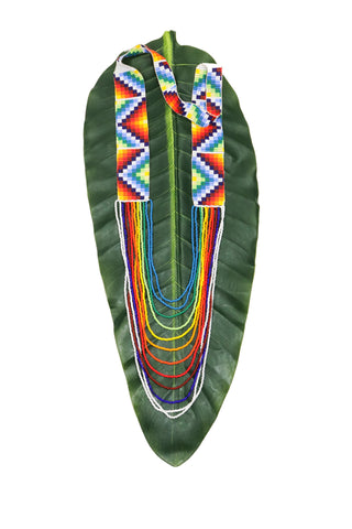 RIVER EMBERA CHAMI COLLAR NECKLACE