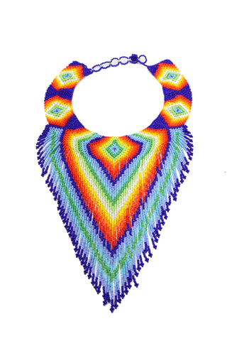 HORIZON EMBERA CHAMI COLLAR NECKLACE