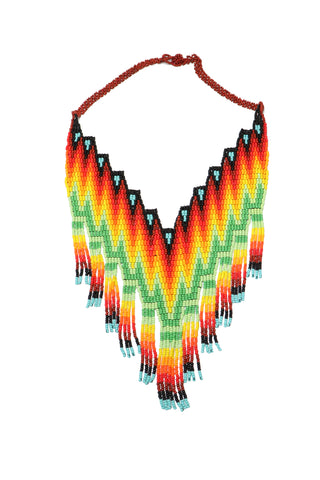 FEMININE EMBERA CHAMI COLLAR NECKLACE