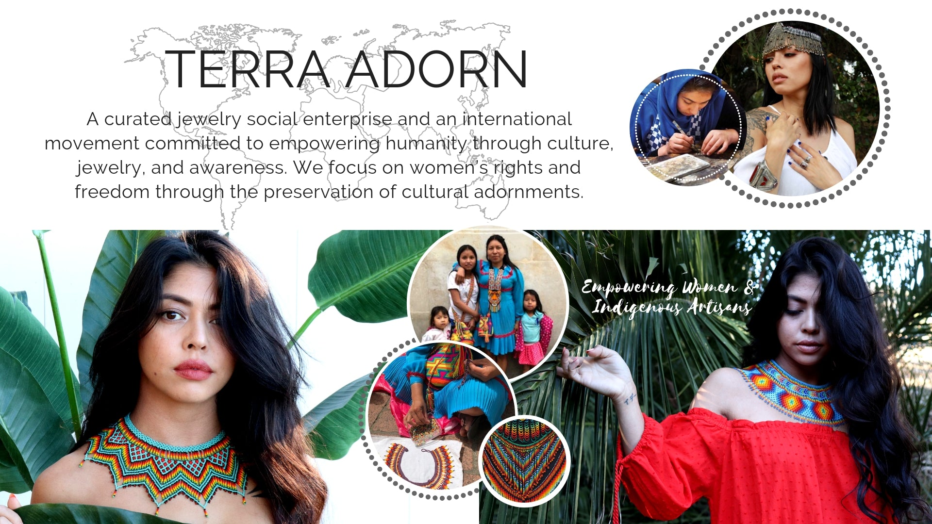 Terra Adorn About Us