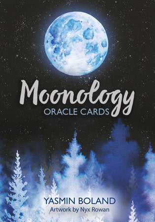 Penguin Random House - Moonology Oracle Cards + BOOK