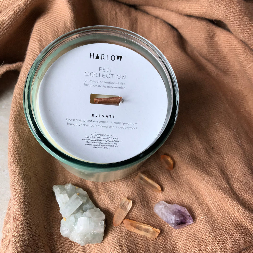 Harlow Skin Co. - Feel Candle Collection