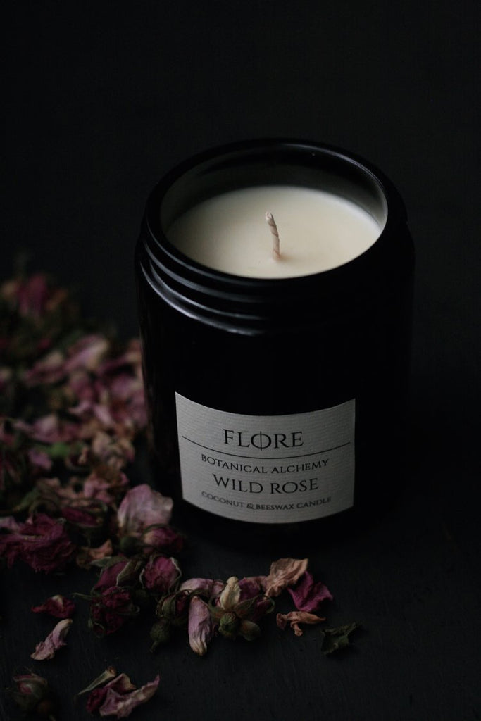 Flore Botanical Alchemy - Candle - Wild Rose