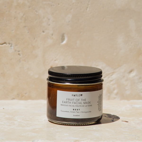 Fruit of the Earth Facial Mask- Rest