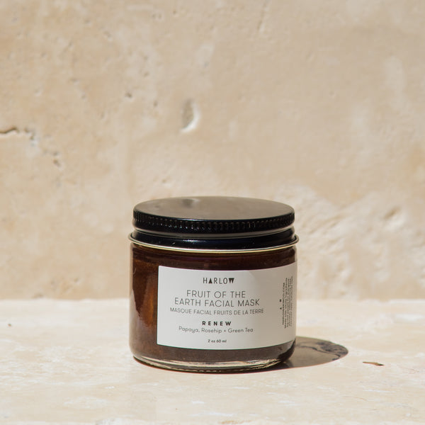 Fruit of the Earth Facial Mask- Renew
