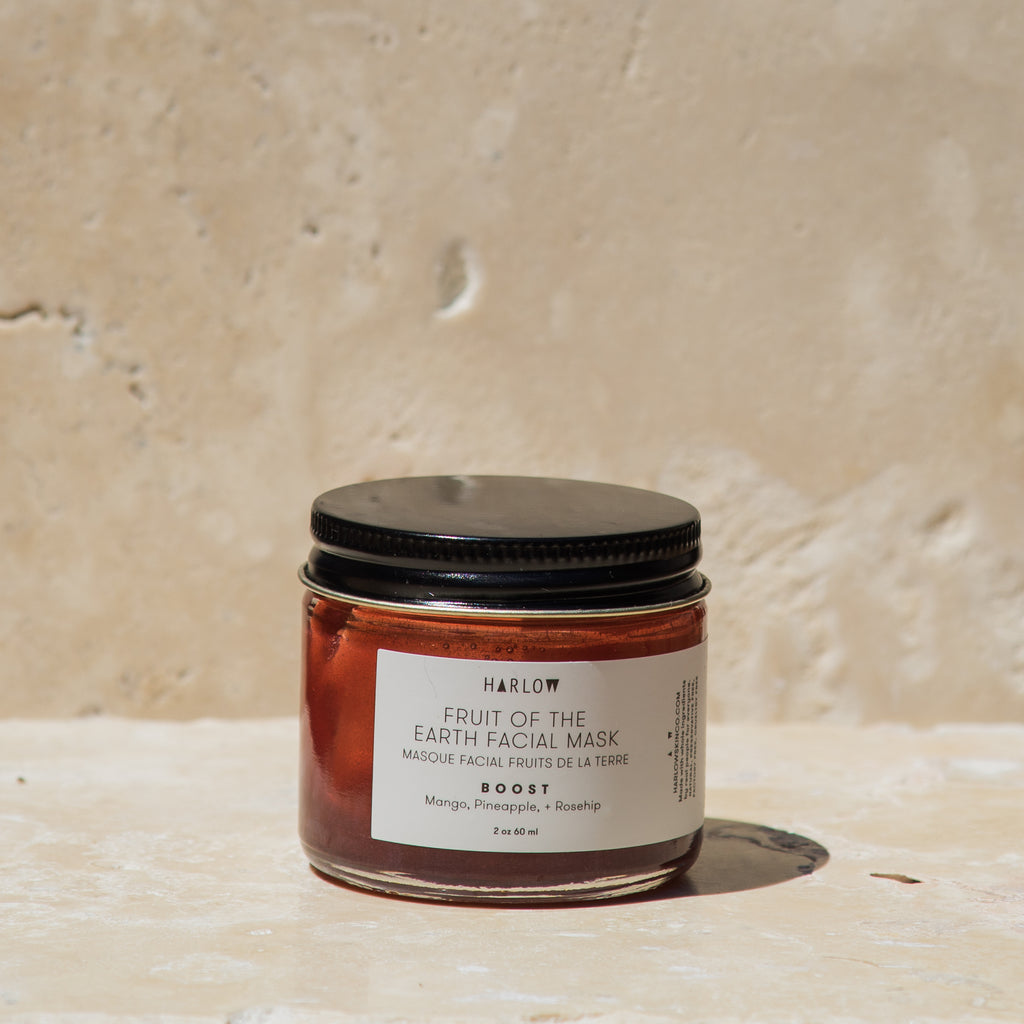 Fruit of the Earth Facial Mask- Boost
