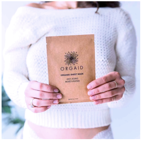 Orgaid - Sheet Mask
