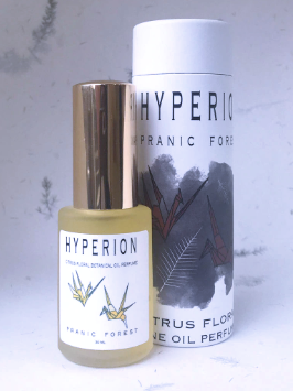 Pranic Forest- Hyperion