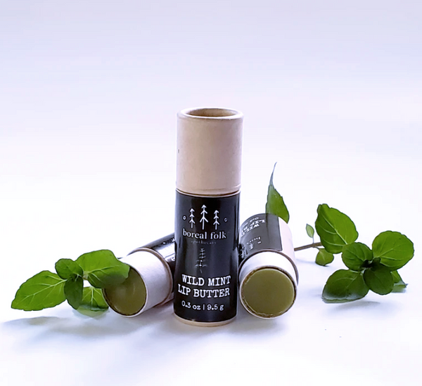 Boreal Folk - Wild Mint Lip Balm
