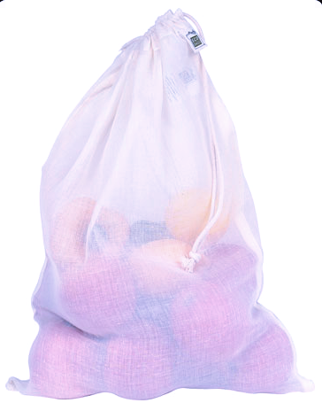Eco Bags- Drawstring Produce Bags