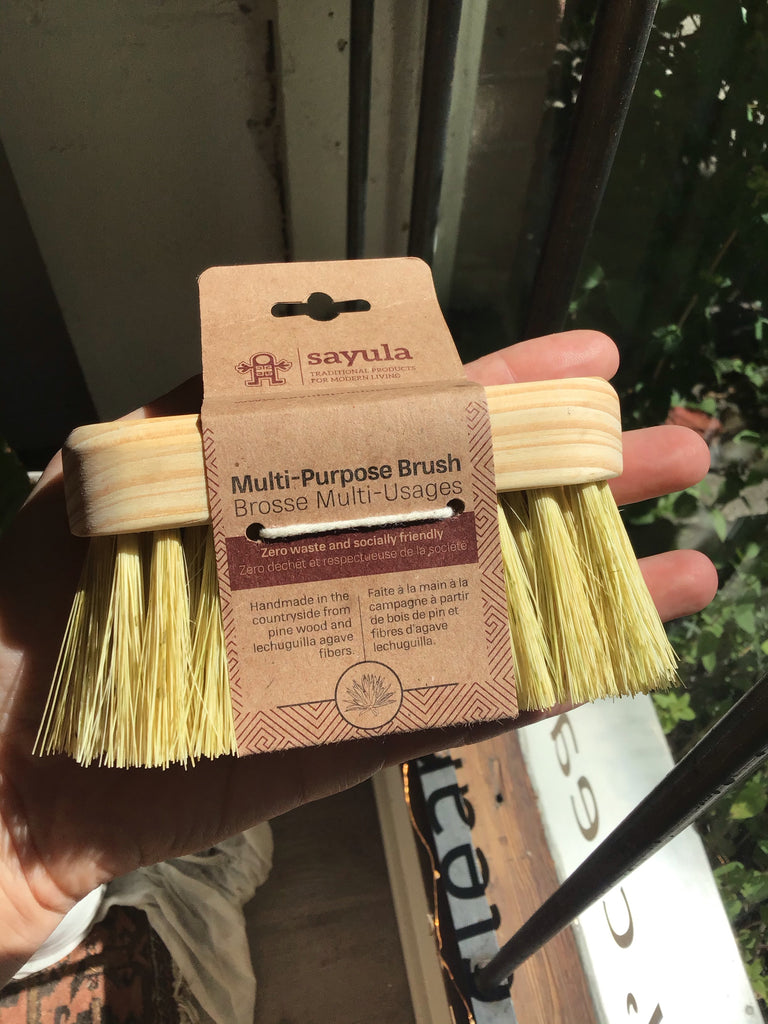 Sayula - Multipurpose Brush