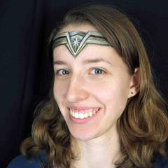 Tutorial for Realistic Wonder Woman-Inspired Crown