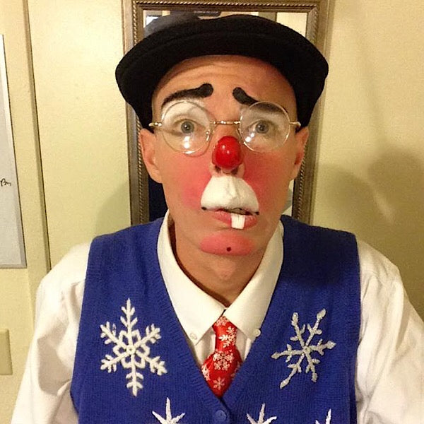 Christmas Clowning Character Ideas