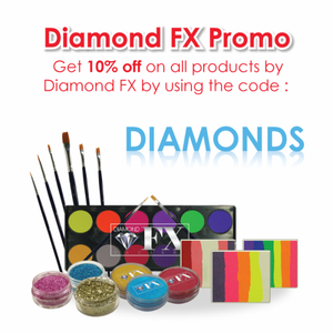 Diamond FX Promo! 10% OFF!