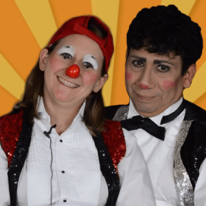 Renaldo and Lou Talk About Their Life as Circus Clowns