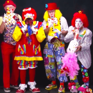 Video: Kazoo Band by Clowns on Call