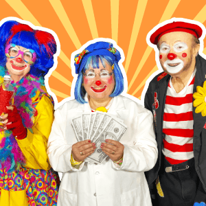 'Magic Cure' Clown Skit by Call Us Clowns