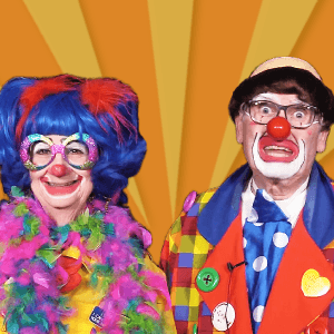 'Righto' Clown Skit by Call Us Clowns