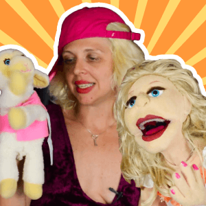 Video: Different Types of Puppets for the Ventriloquist by April Brucker