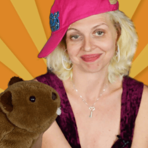 Video: Zsa Zsa the Beaver Puppet Routine by April Brucker