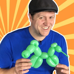 Basic Balloon Twists with Balloon Josh