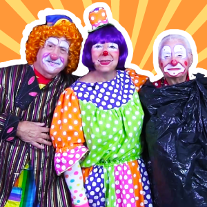 'JC Penny' Clown Skit with Call Us Clowns