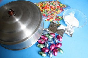 Easter candy magic