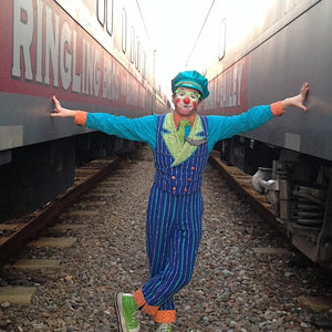 "Clown Story Contest Winner! Matthew ""Phineas"" Lish (INTERVIEW/SPOTLIGHT)"