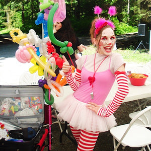 "Clown Story Contest: Spotlight (Gabriella ""Pinkie"")"