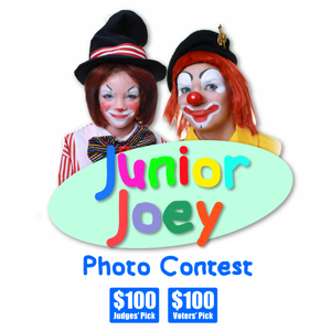 Junior Joey Contest Winners, Fred and Chewie!