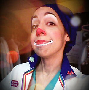 Window Clowning - Nurse Lulu's Improv Series