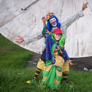 Pikorete The Clown, New Clown On The Blog
