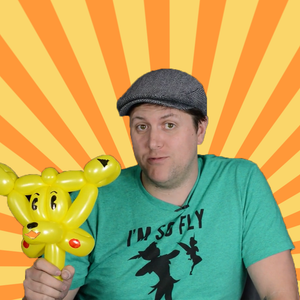 2-Minute Pikachu Balloon Art Video by Balloon Josh