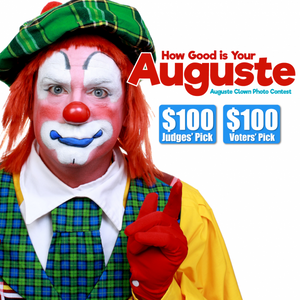 How Good is Your Auguste? Photo Contest! Win $100!