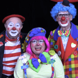 Busy Bee Clown Skit with Call Us Clowns