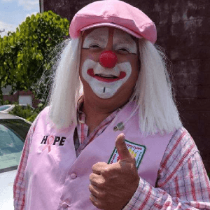 The 'HOPE' of Clowning - Mehron Clown Starter Kit Winner